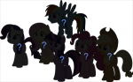 "Who is not part of the ""Mane 6""?"