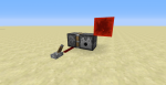 Minecraft redstone test