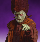 Who is this character that ensures both sides of the war are well armed and is also the Viceroy of the Trade Federation?