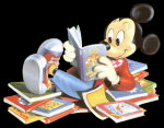 Which Mickey Mouse are you?