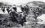 The Anzacs were completely wiped out after Gallipoli