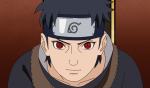 What is the colour of Shisui Uchiha's susanoo?