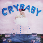How many songs are on her album Crybaby?