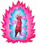 SSJ Blue Kaioken Goku