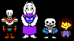 Who is your favourite Undertale character?