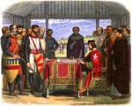 Which English King signed the Magna Carta?