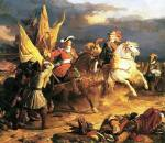 The War of Spanish Succession was fought between which two royal families