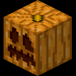 Pumpkins are the only objects that can be only stacked. (e.g. Stone can make a roof for your house, but pumpkins can't)