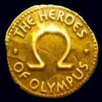 What is the second book of heroes of Olympus called?