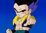 What is the fusion name between Goten and Trunks? What is their final form?
