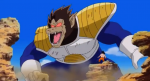 Who cuts off the tail of Vegeta, while he is in his Great Ape form?