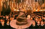 You enter the Great Hall, and your name is called. You sit on a chair and, as you wear the hat, you think: