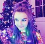 What is LDShadowLady's real first AND last name?