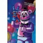 Kellen Goff is the voice of Funtime Freddy