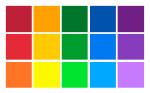 Choose a color palette!