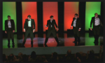 Will forms an all-male a cappella group called what?