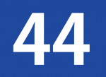 Which driver races with the car number 44?