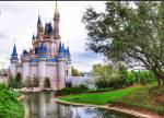Magic kingdom in Florida