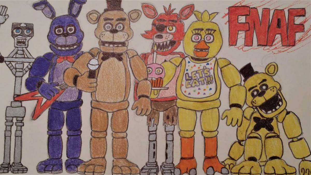 Five Nights at Freddy's / fnaf quizzes