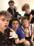 Which YouTuber is friends with the boys?