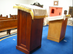 What is the Bimah?