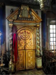 Where is the most important place in the synagogue?