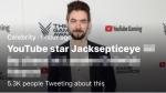 Trending news: YouTube star Jacksepticeye:?