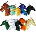 Wings of Fire What Dragonet of Destiny are You?