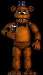 What is FNAF 1 Chica's remodeled counterpart?