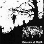 Now, another band that pushed the boundaries of Metal and thereby inspired the sound of following Black Metal bands... You guessed it, Hellhammer! (Yo