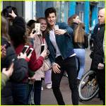 You see Shawn on the street... what are you going to do?