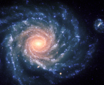 What is in the centre of Milky Way?