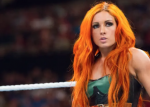 What Superstar helped Becky Train when she started WWE