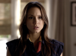 Spencer found out she was adopted in season 7. Who was her birth mother?