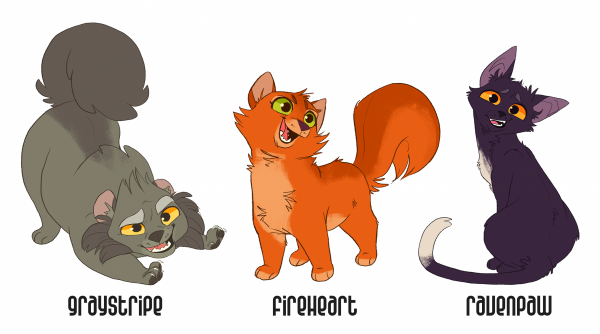 what is my warrior cat name