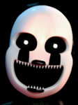Nightmarionne takes the role as Nightmare in the halloween special of fnaf 4.