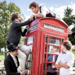 The name of their first album is called Take Me Home
