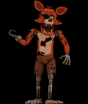 How many foxy's are there