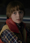 What is Will Byers' actor's name?