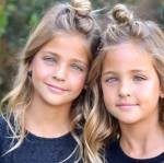 Ava Marie & Leah Rose Clements