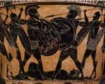 Who after the Trojan war sailed for 7 years on an odyssey to get back home?