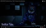 Freddy moves at night last