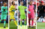Who was the first goalkeeper to score in the Premier League?