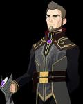 """Who is King Harrow's """"closest"""" advisor?"""