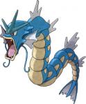 What type of Pokemon is Gyarados?