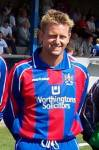 This Englishman who had a very brief spell with Ards in 2004.