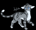 Which cat does yellowfang die trying to save?