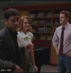 Who does Emma get engaged to (IN THE SECOND SEASON)?