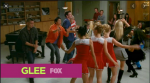 Who is the substitute teacher for glee?