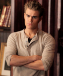 At what age did Stefan Salvatore turn into a vampire?